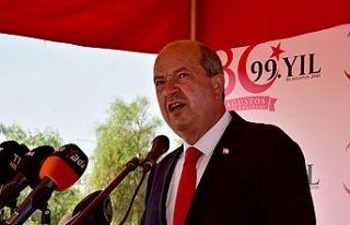Tatar: Mücadelemizi Türkiye'den aldığımız...