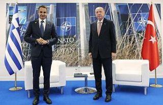 TC Cumhurbaşkanı Erdoğan, Yunanistan Başbakanı...