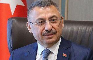 TC Cumhurbaşkanı yardımcısı Oktay, Şehit Pilot...