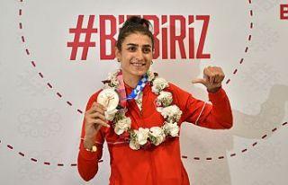 Türkiye'nin olimpiyat madalya sayısı 'dalya'...