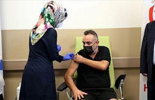 'TURKOVAC' aşısı Faz-3 çalışması...