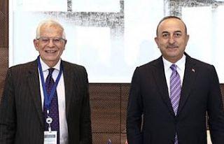 """AB Yüksek Temsilcisi Borrell'den """"Türkiye..."""