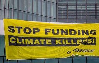 """Almanya'da çevre örgütleri """"iklim""""..."""
