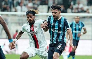 Beşiktaş skoru koruyamadı 3-3