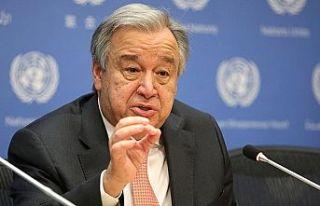 BM Genel Sekreteri Guterres'ten ''yeni...
