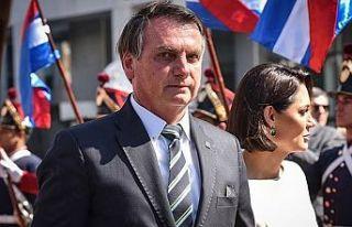 Brezilya'da Devlet Başkanı Bolsonaro, tartışmalı...