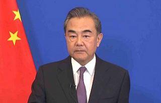 Çin Dışişleri Bakanı Vang Yi, ülkesinin Afganistan'a...
