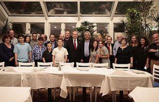 Cumhurbaşkanı Tatar, ABD'de yaşayan Kıbrıslı...