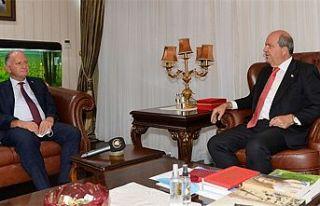 Cumhurbaşkanı Tatar, hakkındaki suçlamalardan...