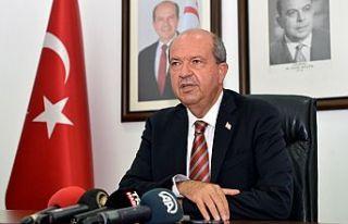 Cumhurbaşkanı Tatar KKTC'ye döndü