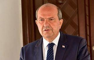 Cumhurbaşkanı Tatar New York temaslarıyla ilgili...