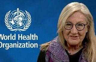 DSÖ sözcüsü Margaret Harris'ten aşı karşıtlarına...