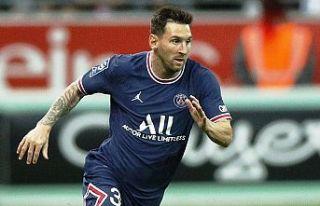 En çok kazanan Messi!