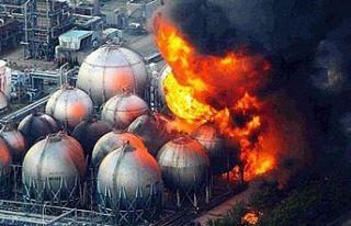 """Fukuşima'da Biriken radyoaktif atığın """"kötü..."""