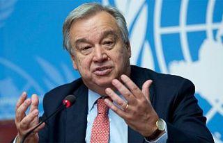 Guterres'ten iklim krizi açıklaması: Uçurumun...