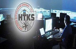 HTKS Başkanı Kapısız Hava Trafik Kontrol sisteminin...