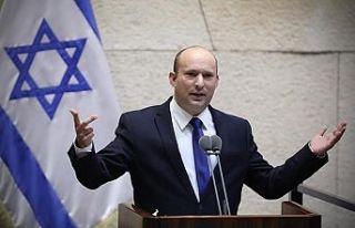 İsrail Başbakanı Bennett'in, BM'deki...