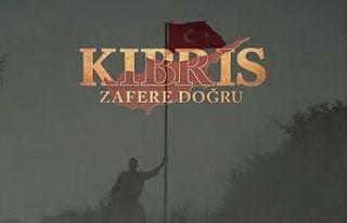 Kıbrıs Zafere Doğru dizisi Ekim'de izleyicileriyle...