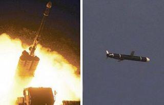Kuzey Kore, yeni tip bir uzun menzilli füze denemesi...