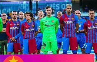 La Liga'dan Barcelona'ya onay, Real Madrid'e...