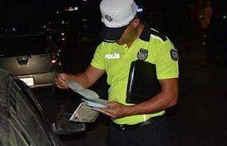 Polis Müdürlükleri tarafından asayiş ve trafik...