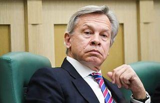 Rus senatör'e göre ABD yeni bir ekonomik krizin...