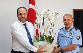 Sadıkoğlu; İskele Polis Müdürlüğüne atanan...