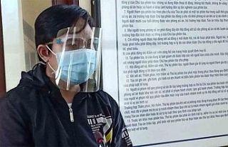Vietnam'da bir kişiye koronavirüsü yaydığı...