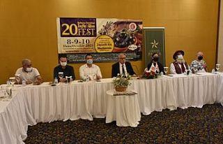 20. Uluslararası Zeytin Festivali, Kovid- 19 önlemleriyle...