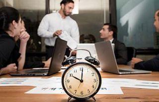 Avrupa'da Haftalık ortalama çalışma saatinin...