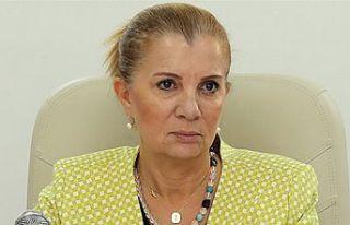 Bayındırlık ve Ulaştırma Bakanı Canaltay Asiltürk'e...
