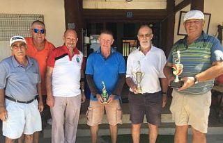 Golfta şampiyon Moores