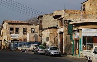 Kapalı Maraş'ta altyapı çalışmaları devam...