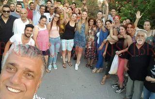Seçime en yüksek  katılım Esentepe'den