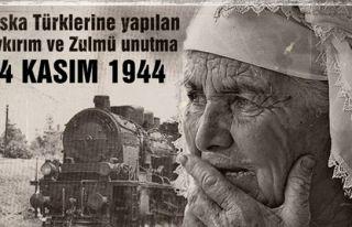 Ahıska Türkleri Kültür ve Dayanışma derneği,...