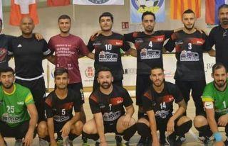 DAÜ Futsalda Avrupa beşincisi