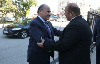 Başçeri Atakan'ı ziyaret etti