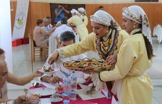 Kıbrıs lezzetleri yarıştı