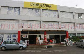 China Bazaar'da hırsızlık