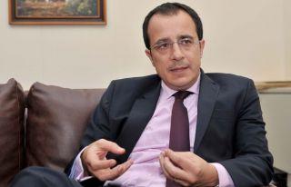 Hristodulidis: Türkiye'nin AB yolu çözümden geçiyor