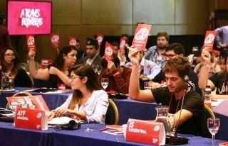 Sosyalist gençler Arjantin'den seslendi: Liderler...