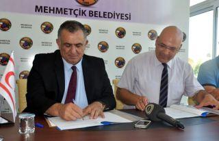 Mehmetçik, organik tarım için pilot bölge oldu