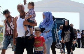 Larnaka açıklarında 65 mülteci tespit edildi