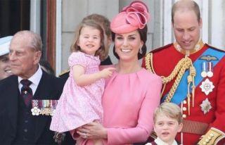 Kraliyet ailesi şaşkın! Dördüncü bebek yolda