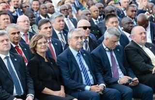 Akıncı, Erdoğan'ın 'Cumhurbaşkanlığı göreve...