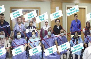 Türk doktorlardan 7'li çapraz nakil başarısı