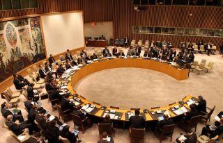 Türkiye Güvenlik Konseyi'ne sevk edildi