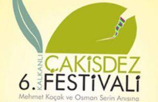 Kalkanlı Çakısdez Festivali haftaya başlıyor
