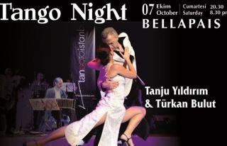 Uluslararası Kuzey Kıbrıs Festivali'nde tango akşamı