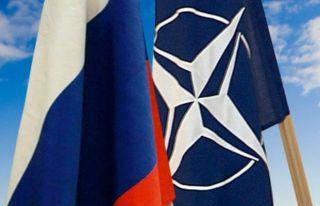 Moskova'daki NATO binasına sis bombalı saldırı...